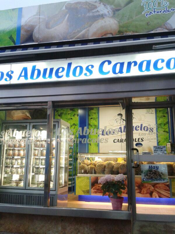 Fotografia tienda la viñuela